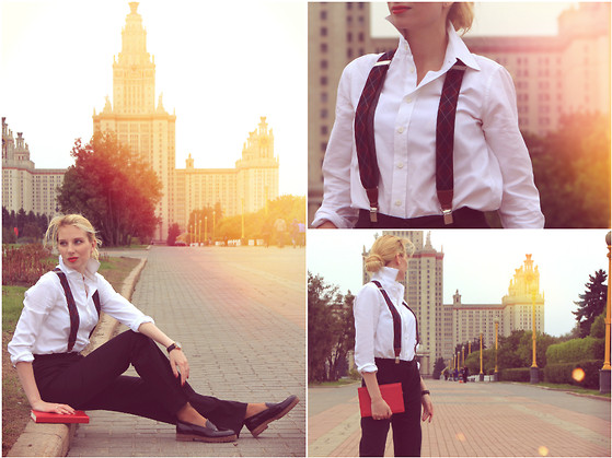 Lise Kapris -  - Tomboy style for today!