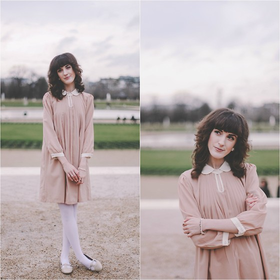 Kiana Mc - Dear Creatures Dress - Valentine's Day in Paris