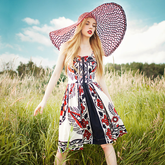 Ruby June - Yoana Baraschi Sweetwater Dress - ★The Fourth★