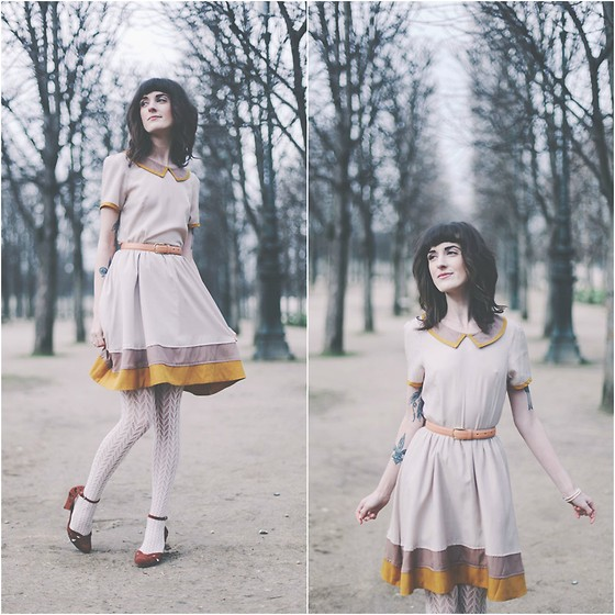 Kiana Mc - Dear Creatures Dress - Tuileries