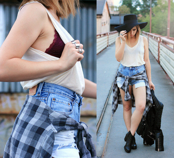 Wioletta Mary Kate -  - Grunge Look // Video Outfit 02.08