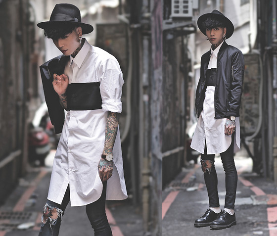 IVAN Chang -  - 230814 TODAY DR.MARTENS STYLE
