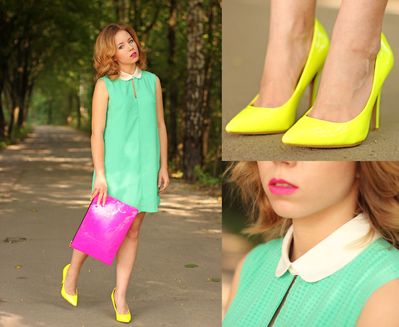 Wioletta Mary Kate - Iclothing Shoes, Iclothing Dress - Girls Just Want To Have Fun!