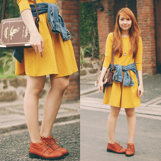 Bestie K - Romwe Dress, Mario D' Boro Boots - Saving ends and pulling your friends
