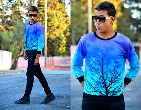 Yassine Hamdouch -  - Fashion blogger :*