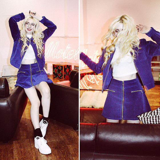 Kayla Hadlington - Jacket, Skirt - MOTEL ROCKS HQ PHOTOSHOOT #NO.1 + GIVEAWAY