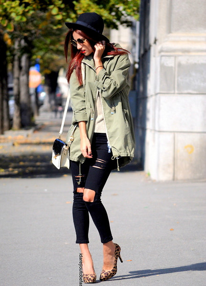 I dare you To be fashion - Jeans - Autumn colors