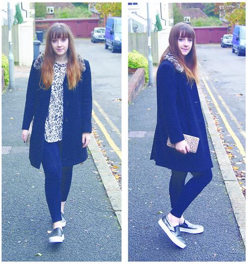 Ruby Lee - Misspap Leggings, Primark
