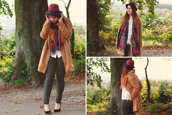 Victoria India -  - Autumn At Boohoo