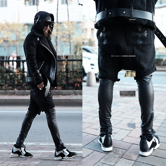 INWON LEE - Byther Pants, Byther Cap, Givenchy Leggings - Get it over