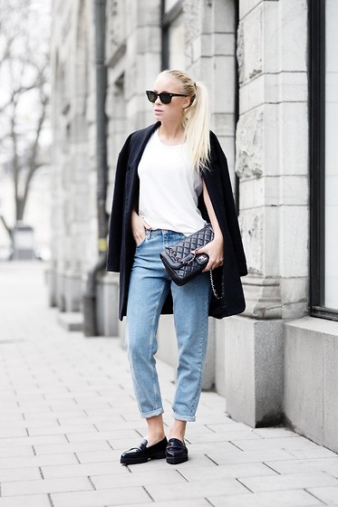 Victoria Törnegren -  - Denim & Loafers