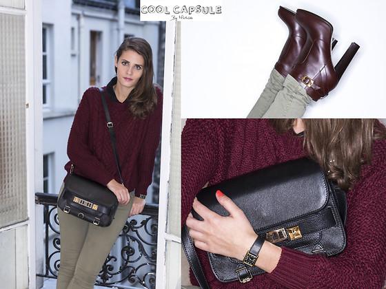 Iris . G Star Boots, Michael Kors Bag, Lavender Moon