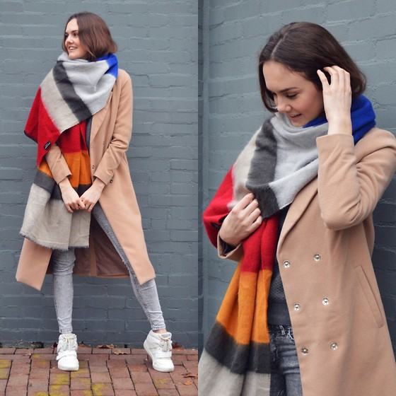 Annebel Vw -  - Cold Winds and Blanket Scarfs