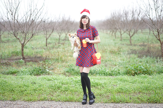 Amy Roiland - On My Blog - Christmas Eve Outfit