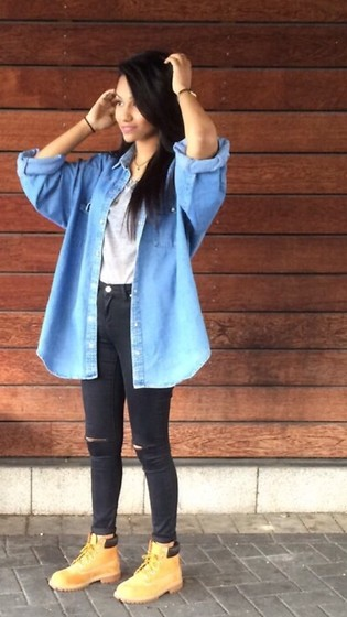 Faye -  - Denim and Timbs