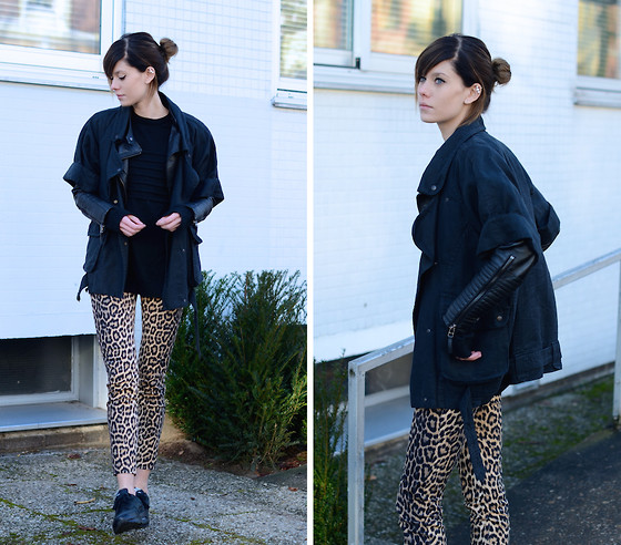 Lucy De B. - Isabel Marant Jacket - Oldies