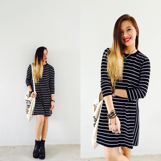 Bárbara Marques - Primark Coat, Cantão Skirt, Zara