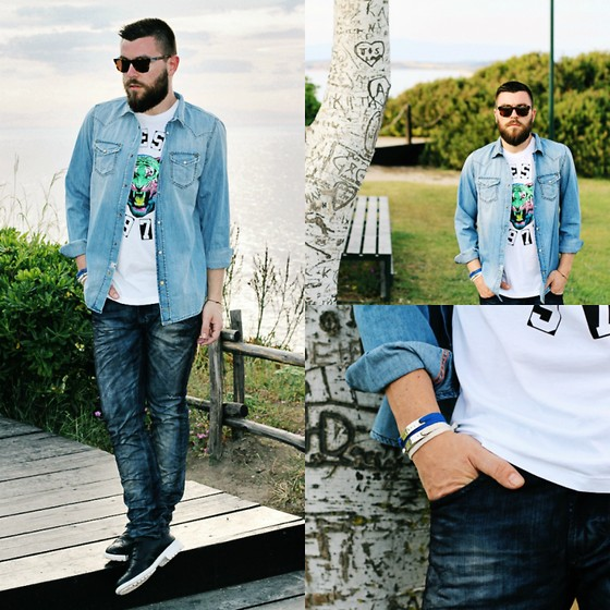 Gabriel - Diesel Total Outfit - Casual FRIDAY