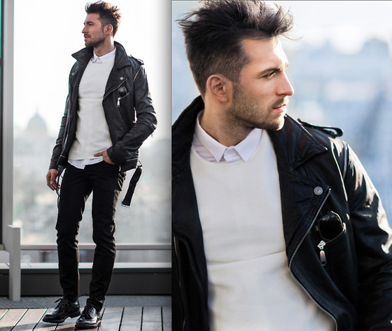RAFAL MASLAK -  - OUTFIT OF THE DAY #1
