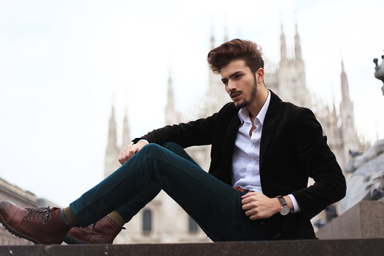 Gian Maria Sainato -  - FASHION & THE CITY