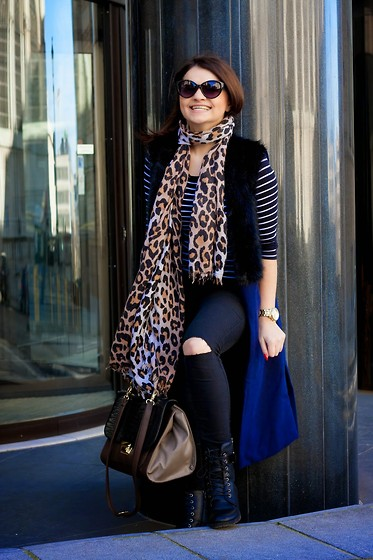 Kristina P. - Stradivarius Pants, Aldo Bag - Lost in Bruselles