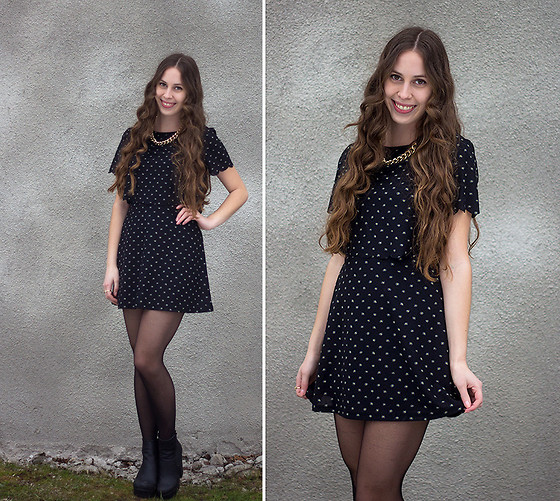 Carina KL - Topshop Dress - Ootd