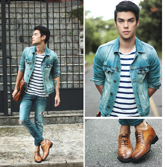 Vini Uehara - Guidomaggi Shoes - Bloggers United