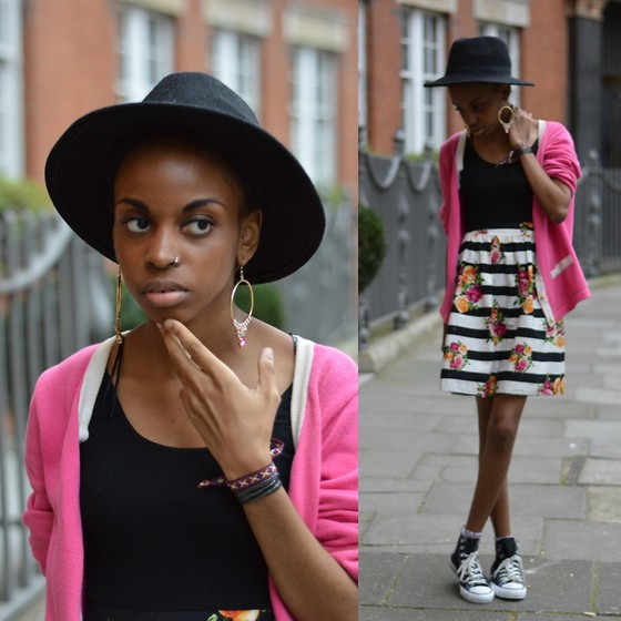 Allysha Johnson - Topshop, Primark, Converse, H&M - Casual Teen Fun!