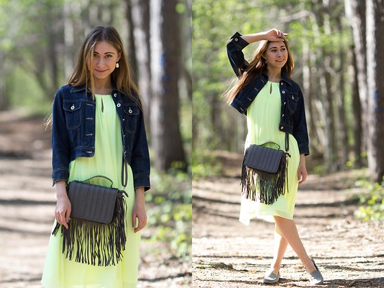 Anna Sever - Zolla Dress - Neon&jeans