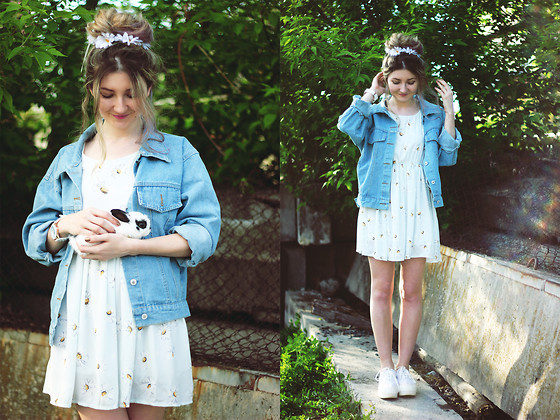 ♡Anita Kurkach♡ - Sheinside Dress, Sheinside Coat - Sweet.