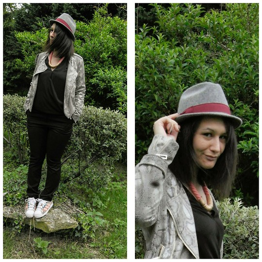 P&P Nororre - C Et A Hat, Cache Perfecto - Casual snake