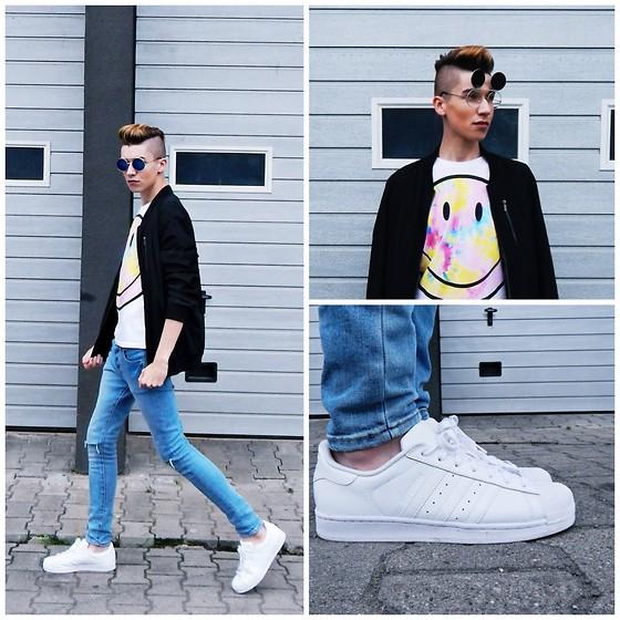 Jacob Żelechowski Adidas Superstar Cool For The Summer