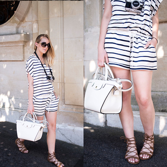 TIPHAINE MARIE -  - Stripes for summer.