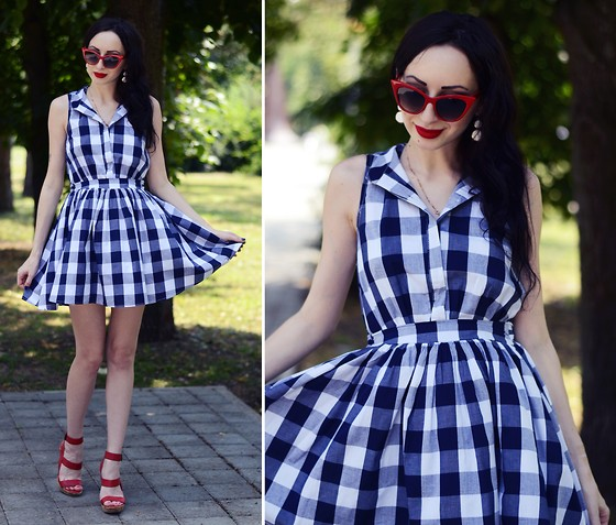 Kary Read♥ - Chic Wish Dress - Sunny day♥