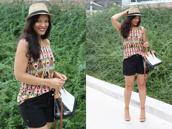 Johnnalynn Lynch -  - Summer Ikat Prints + J. Jill