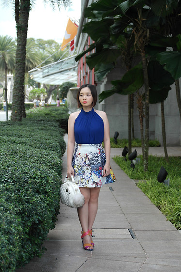 Prudence Yeo - Mds Floral Skirt -  MANAGING YOUR EMOTIONS WELL FOR A STRESS-FREE LIFE