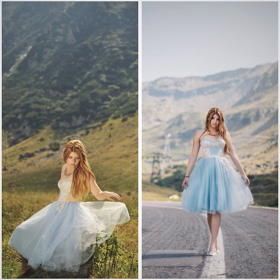 Sophia Miller -  - Blue Princess