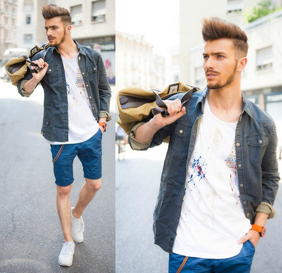 Gian Maria Sainato - Pepe Jeans, X Cape, X Cape, Asics Tiger, Status Anxiety - WALKING TO YOU