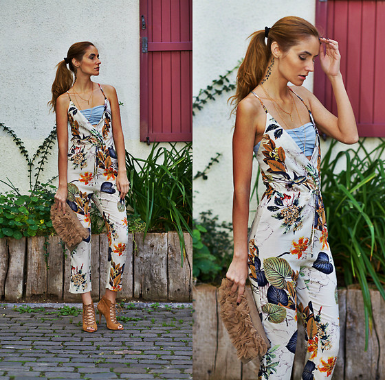 Ruxandra Ioana - Romwe Jumpsuit - Not the end of the line.