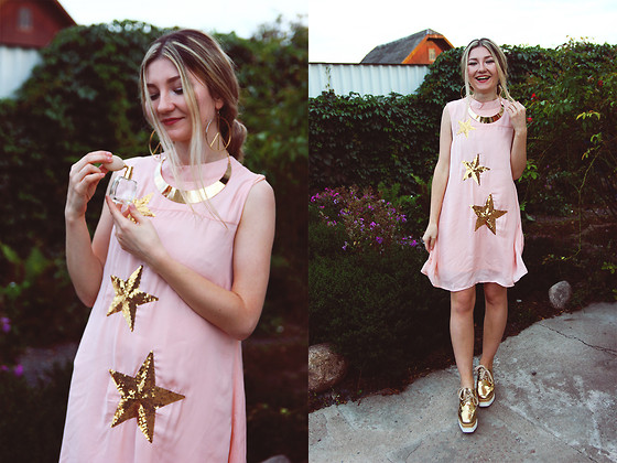 ♡Anita Kurkach♡ - Chic Wish Dress, Wholesale7 Shoes - A SKY FULL OF STARS!