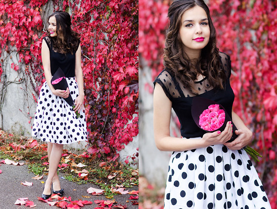 Mariya Marinova - Dresslink Skirt - Happy 1st Birthday MaryPolka