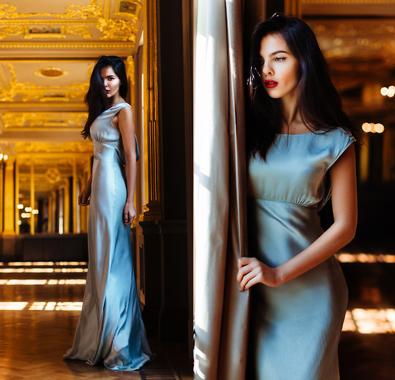 Doina Ciobanu - Ghost Fashion - James Bond's SPECTRE