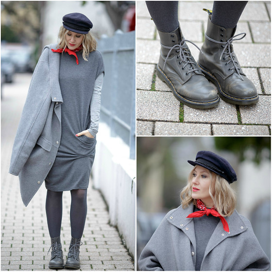 FRAU MORGENSTERN -  - Gray Day/Red Lips