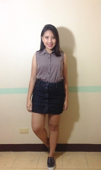 Patricia Jean - Skirt, Top, Shoes - Low Quality