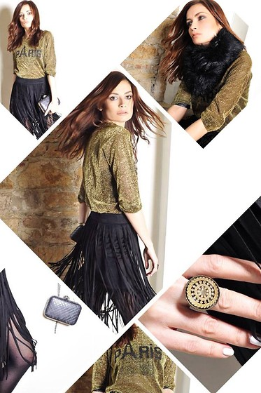 FASHION MOODS -  - A Merry Fashion Collage for You ! <3