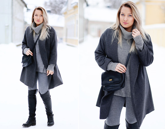 Sofia Lindqvist -  - Grey on Grey