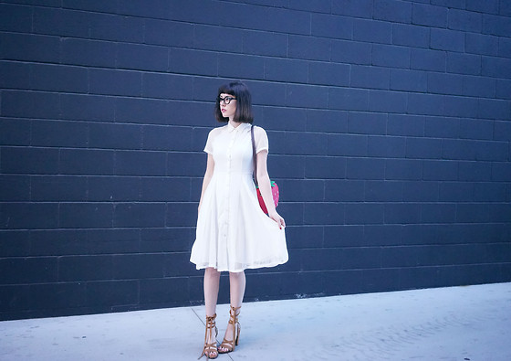 Amy Roiland - Stylewe Dress - The feels