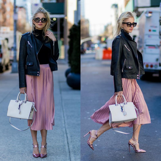 Caro Daur -  - NEW YORK FASHION WEEK OUTFIT III