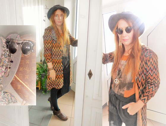 Nessy Wagner -  - Missoni pattern meets LV