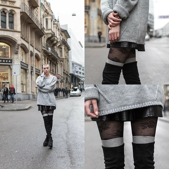 High Beauties BootsLookbook And Thigh BootsOver In The Knee jL5RqA34